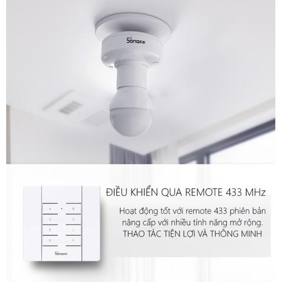 SLAMPER R2 - chuôi đèn WiFi thông minh Sonoff