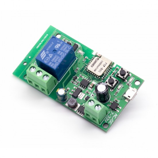 5/32V - mạch DIY hỗ trợ Self-locking và Inching