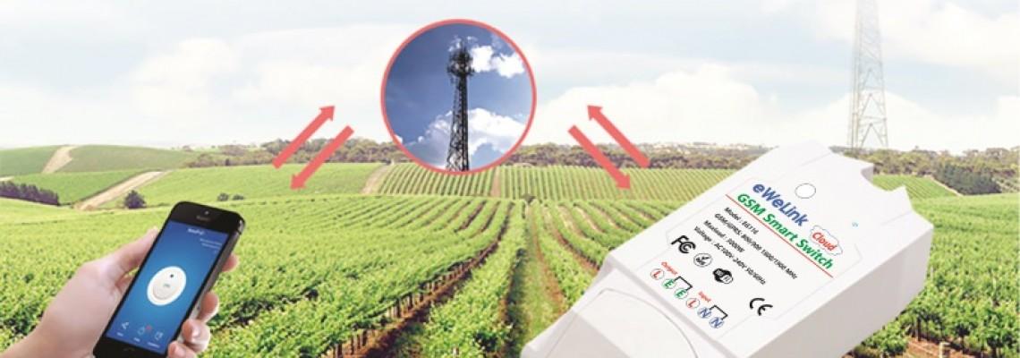 Hướng dẫn sử dụng eWeLink GSM EG116