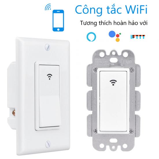 ESWUS1C - Công tắc cơ WiFi thông minh eWeLink