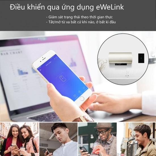 ET1UK-20A - Công tắc bình nóng lạnh thông minh eWeLink