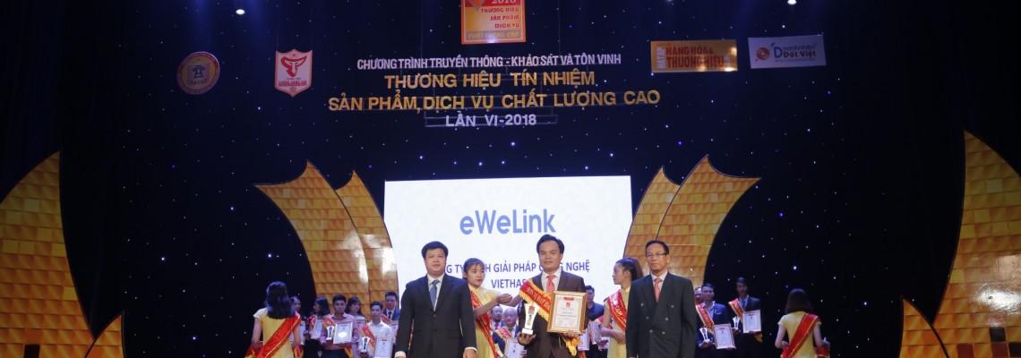 Báo chí viết về eWeLink Việt Nam