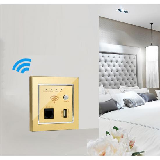 L786WF - Bộ khuếch đại WiFi âm tường