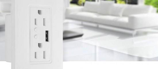 Ổ cắm WiFi sạc USB WiFi thông minh