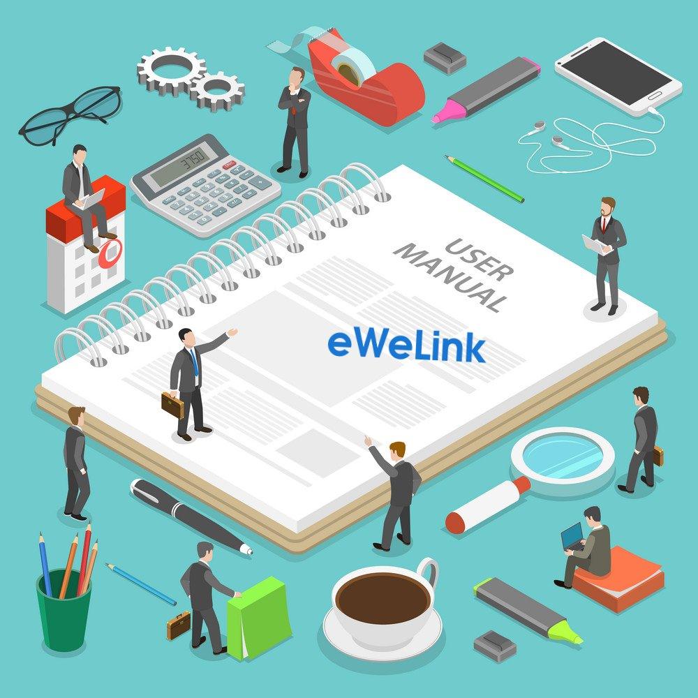 Hướng dẫn sử dụng eWeLink Dual ED16