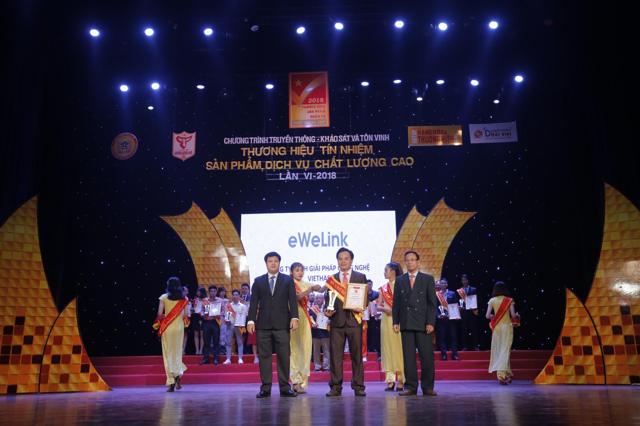 eWeLink Việt Nam - Kỉ niệm một chặng đường phát triển.